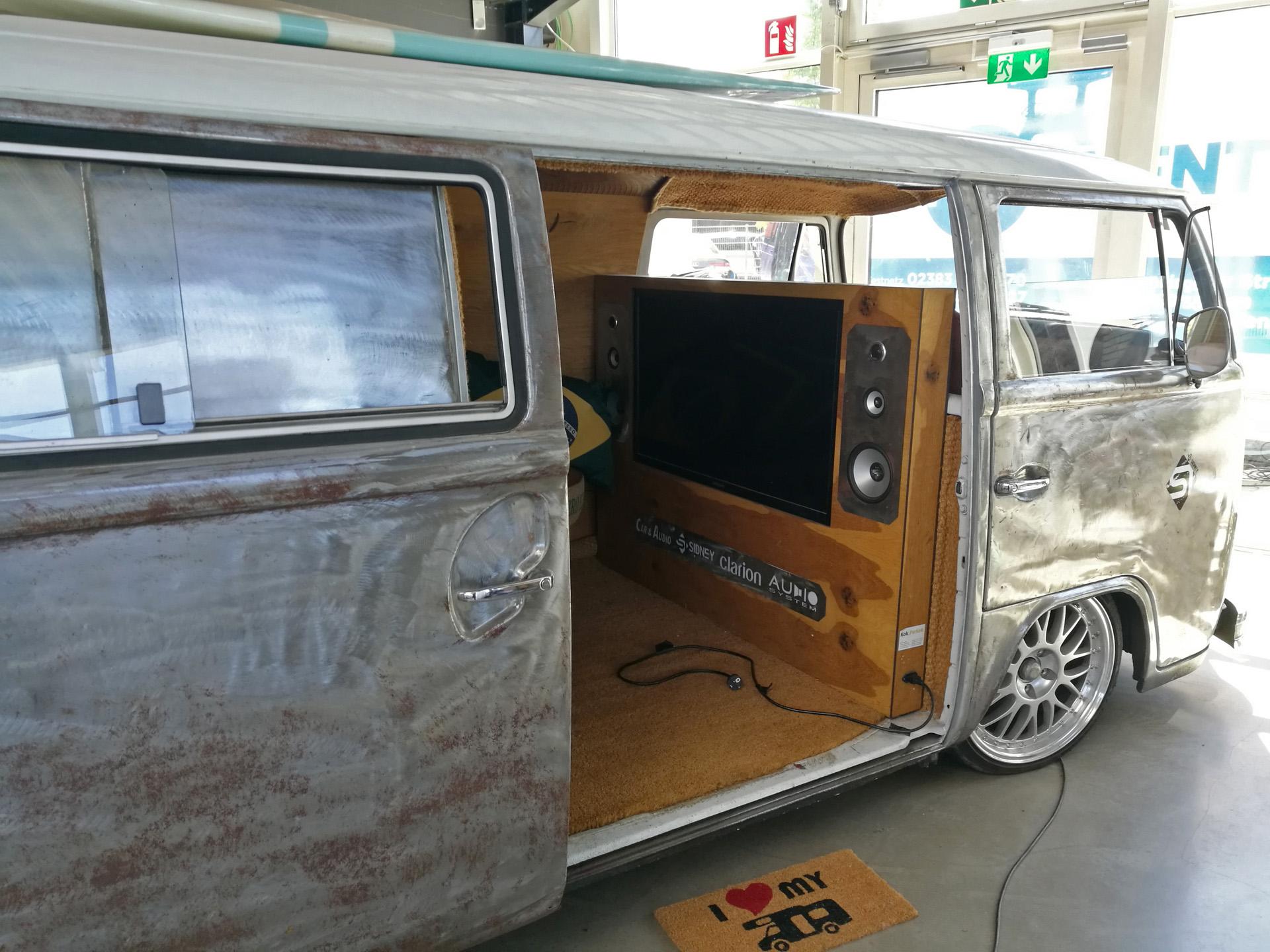Ein VW T1 mal anders