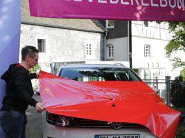 VW Golf Werbeproduktur Simons