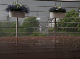 Regen in Wiehl