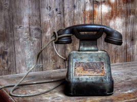 Alte Telefonie
