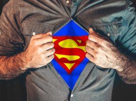 Superman für Deine Kunden